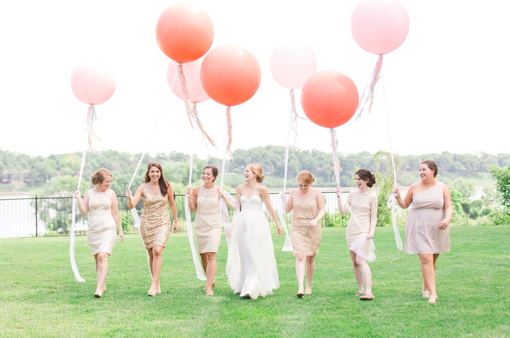 wedding party image name example