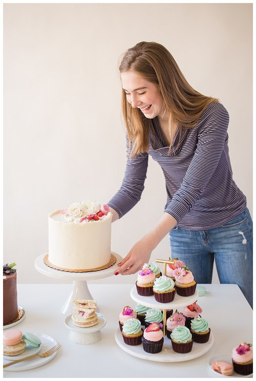 wedding cake baker spotlight