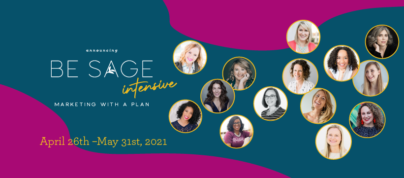Be Sage Intensive: A Marketing Plan for Your Wedding Business