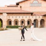 real wedding blog post