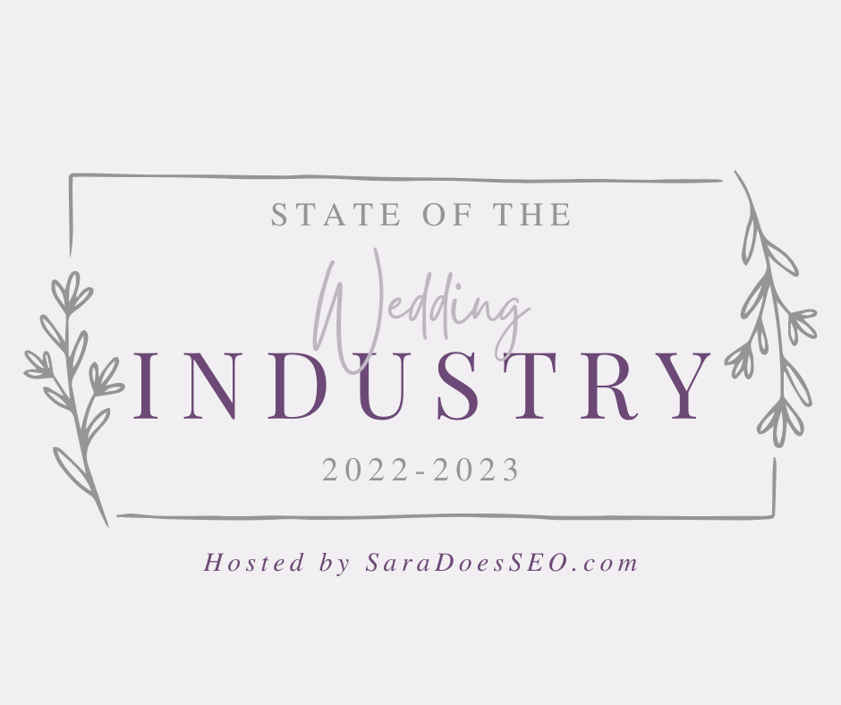 State of the Wedding Industry